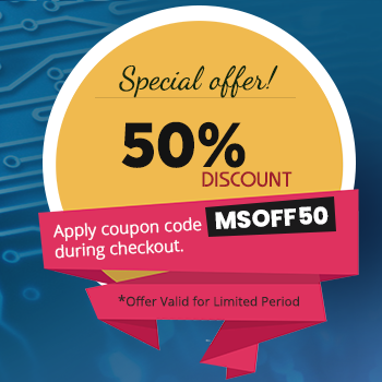Subscribe VLSI Design Methodologies course with Special offer!